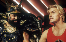 This is an image of 281941 Flash Gordon 1980 Photograph & Poster