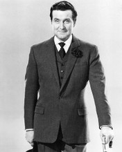 This is an image of 192198 Patrick Macnee Photograph & Poster