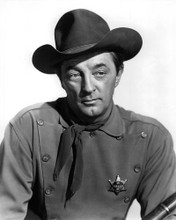 This is an image of 192204 Robert Mitchum Photograph & Poster