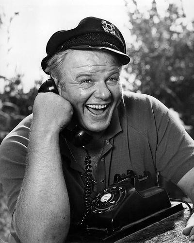 This is an image of 192244 Alan Hale Jr Photograph & Poster