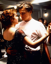 This is an image of 228542 Leonardo Dicaprio & Kate Winslet Photograph & Poster