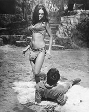 This is an image of 170348 Martine Beswick Photograph & Poster
