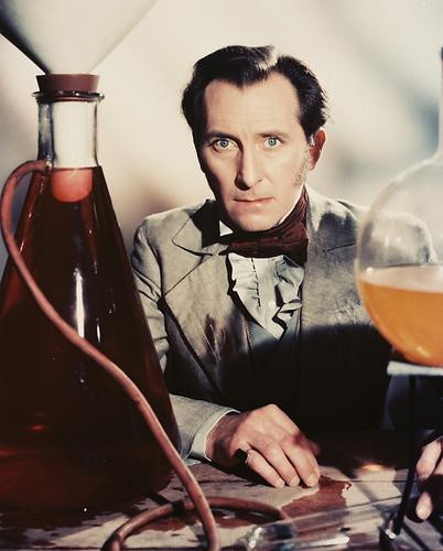 This is an image of 213840 Peter Cushing Photograph & Poster