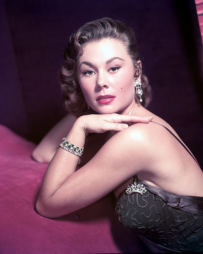 This is an image of 242548 Mitzi Gaynor Photograph & Poster