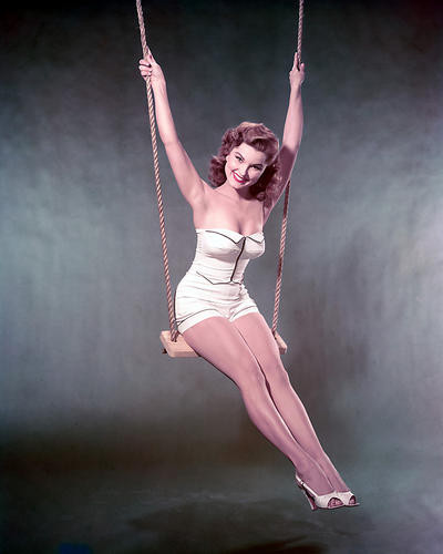 This is an image of 242663 Debra Paget Photograph & Poster