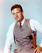 This is an image of 243820 Robert Stack Photograph & Poster