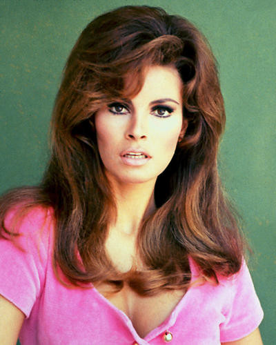 This is an image of 220790 Raquel Welch Photograph & Poster