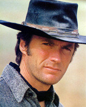 This is an image of 220810 Clint Eastwood Photograph & Poster