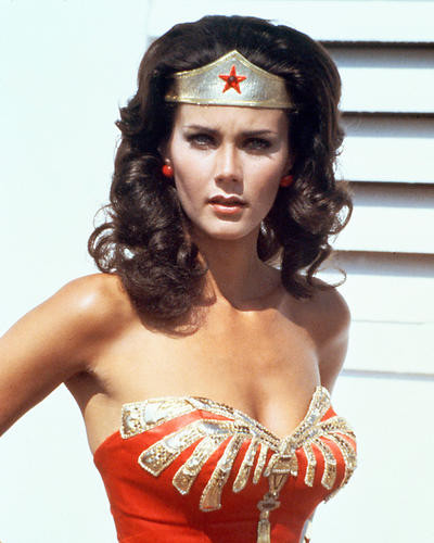 This is an image of 221326 Lynda Carter Photograph & Poster