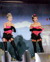 This is an image of 223045 Bridgitte Bardot & Jeanne Moreau Photograph & Poster