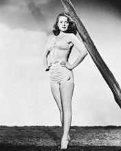 This is an image of 167822 Paulette Goddard Photograph & Poster