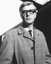 This is an image of 168047 Michael Caine Photograph & Poster