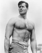 This is an image of 169787 Clint Walker Photograph & Poster