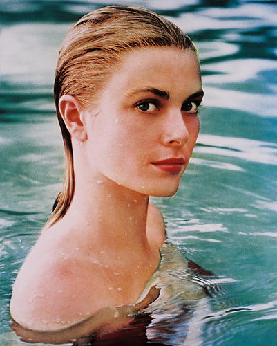 This is an image of 210250 Grace Kelly Photograph & Poster