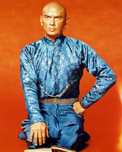 This is an image of 212703 Yul Brynner Photograph & Poster