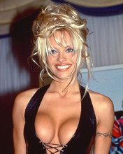 This is an image of 226087 Pamela Anderson Photograph & Poster