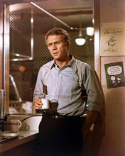 This is an image of 226264 Steve McQueen Photograph & Poster