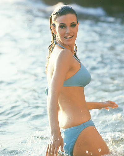 This is an image of 226365 Raquel Welch Photograph & Poster