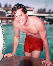 This is an image of 226806 Robert Wagner Photograph & Poster