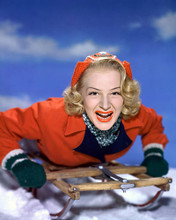 This is an image of 247784 Betty Hutton Photograph & Poster