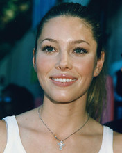 This is an image of 248428 Jessica Biel Photograph & Poster