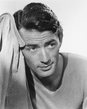 This is an image of 171181 Gregory Peck Photograph & Poster