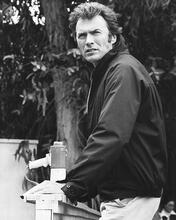 This is an image of 171235 Clint Eastwood Photograph & Poster