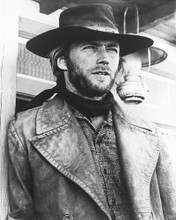 This is an image of 171305 Clint Eastwood Photograph & Poster