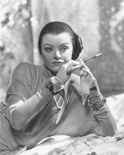 This is an image of 171325 Myrna Loy Photograph & Poster