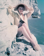 This is an image of 218354 Audrey Hepburn Photograph & Poster