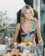 This is an image of 219092 Britt Ekland Photograph & Poster