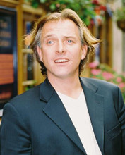 This is an image of 229103 Rik Mayall Photograph & Poster