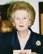 This is an image of 229195 Margaret Thatcher Photograph & Poster