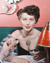 This is an image of 230516 Ava Gardner Photograph & Poster
