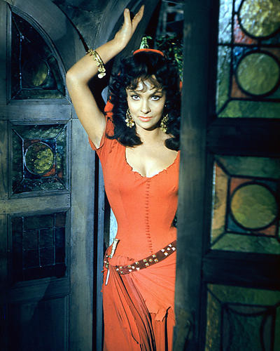 This is an image of 248660 Gina Lollobrigida Photograph & Poster