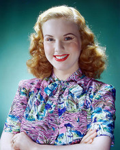 This is an image of 249094 Deanna Durbin Photograph & Poster