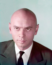 This is an image of 249694 Yul Brynner Photograph & Poster
