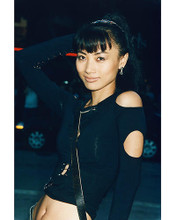 This is an image of 249851 Bai Ling Photograph & Poster