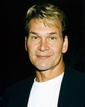 This is an image of 250007 Patrick Swayze Photograph & Poster