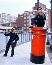 This is an image of 250143 Peter Cook and Dudley Moore Photograph & Poster