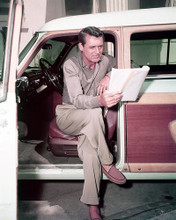 This is an image of 251120 Cary Grant Photograph & Poster