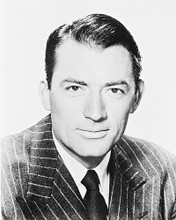 This is an image of 167724 Gregory Peck Photograph & Poster