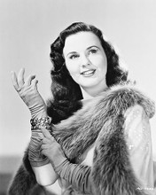 This is an image of 167976 Deanna Durbin Photograph & Poster