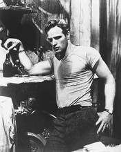 This is an image of 171707 Marlon Brando Photograph & Poster