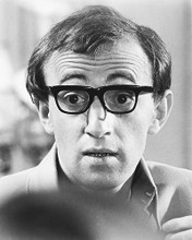 This is an image of 171728 Woody Allen Photograph & Poster