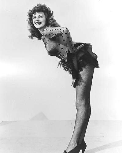 This is an image of 171915 Rita Hayworth Photograph & Poster