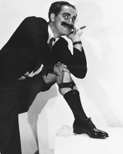 This is an image of 171932 Groucho Marx Photograph & Poster