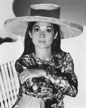 This is an image of 171999 Nancy Kwan Photograph & Poster