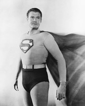 This is an image of 172114 George Reeves Photograph & Poster