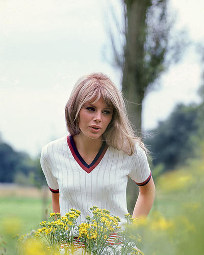 This is an image of 254033 Britt Ekland Photograph & Poster